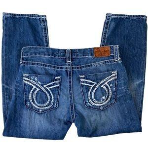Big Star Taylor Boyfriend Fit Jeans Distressed 29
